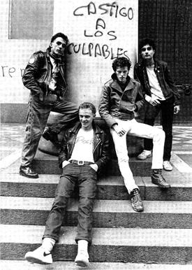 Los Mejores Discos del Punk Nacional